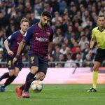 Suarez Akui Belum Puas Usai Tumbangkan Madrid
