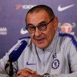 Poyet : Sebaiknya Chelsea Pertahankan Sarri