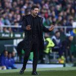 Simeone Tegaskan Juve Cuma Beruntung Saja