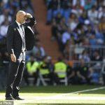 Zidane Akan Rombak Seluruh Skuad Madrid