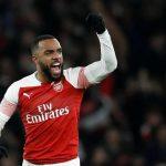 Lacazette Bertekad Bawa Arsenal Kembali Berlaga di UCL