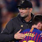 Klopp Akui Messi Sulit Untuk Dihentikan