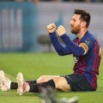 Messi Kembali Banjir Pujian