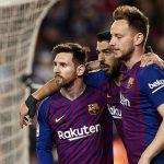 Rakitic Akui Kagum Dengan Messi