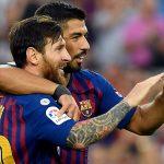 Suarez Sebut Messi Adalah Pemain Terbaik Dunia