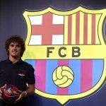 Griezmann Akui Akan Belajar Banyak dari Messi