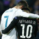 Ronaldo Yakinkan Neymar Takkan Pindah dari PSG