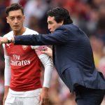 Emery Ternyata Punya Pesan Untuk Ozil
