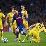 Favre Akui Sulit Hentikan Leo Messi