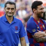 Valverde Akui Bangga Bisa Melatih Messi