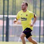 Arthur Diisukan Bakal Berlabuh ke Turin?