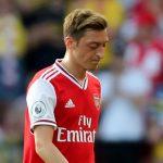 Ozil Tegaskan Masih Ingin Bertahan di Emirates