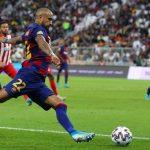 Iniesta Sebut Vidal Cocok Untuk Gaya Main Barca