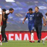 Lampard Akui Kecewa Dengan Kekalahan Chelsea Atas Arsenal